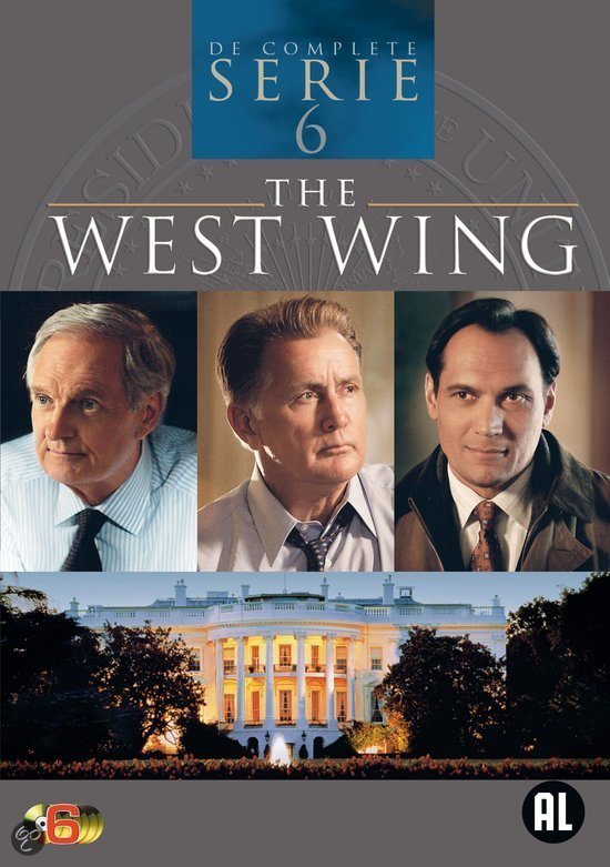 West Wing - Seizoen 6 (6DVD)