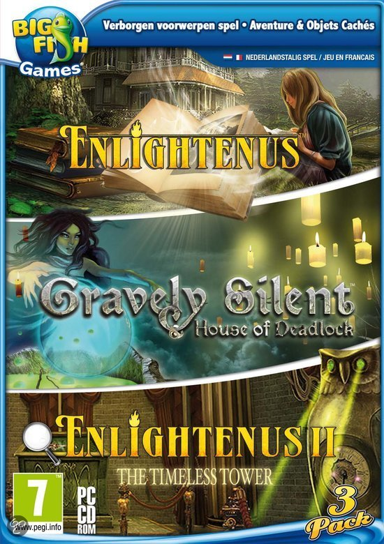 Big Fish Enlightenus & Gravely Silent Box