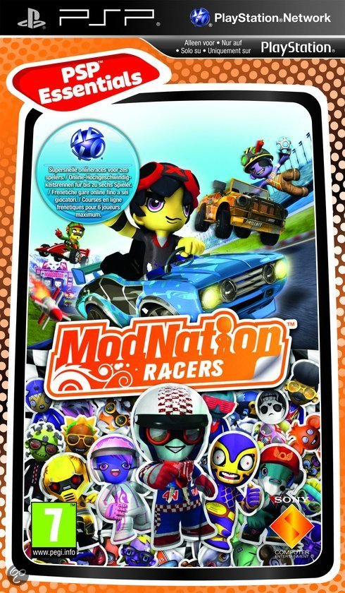 Modnation Racers - Essentials Edition