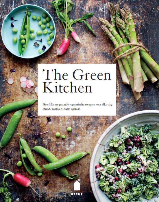 The green kitchen - David Frenkiel - 9789023014232