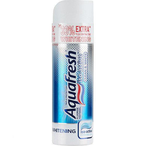 Aquafresh Iso Active White - Tandpasta
