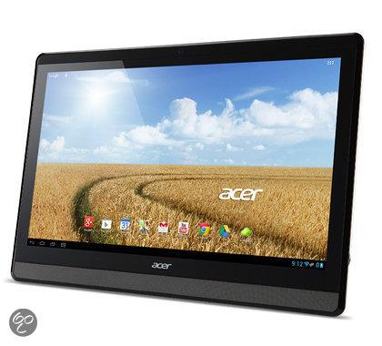 acer da 223hql all in one desktop tablet computer. Black Bedroom Furniture Sets. Home Design Ideas
