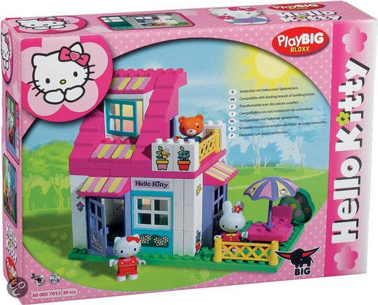 bol.com : Hello Kitty Huis,BIG : Speelgoed
