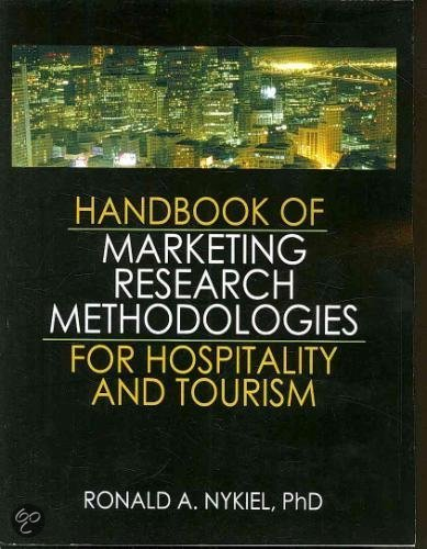 Tourism and Hospitality Research