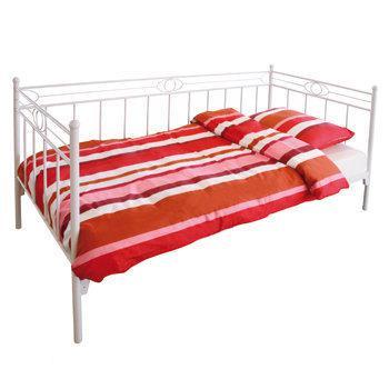 Beddenreus bed bianchi inclusief bodem for Afmeting ledikant matras