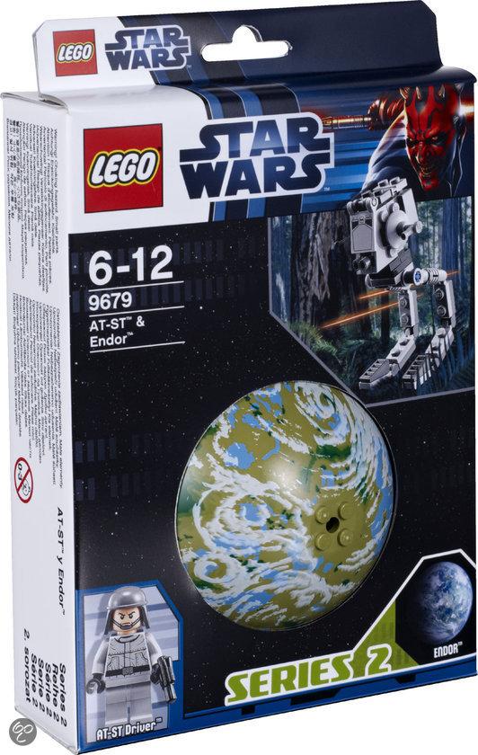 LEGO Star Wars AT-ST & Endor - 9679