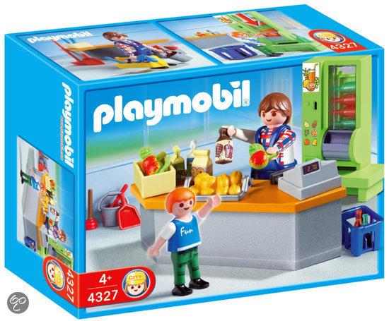 Playmobil Schoolwinkel - 4327