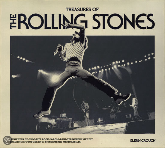 Treasures of the Rolling Stones