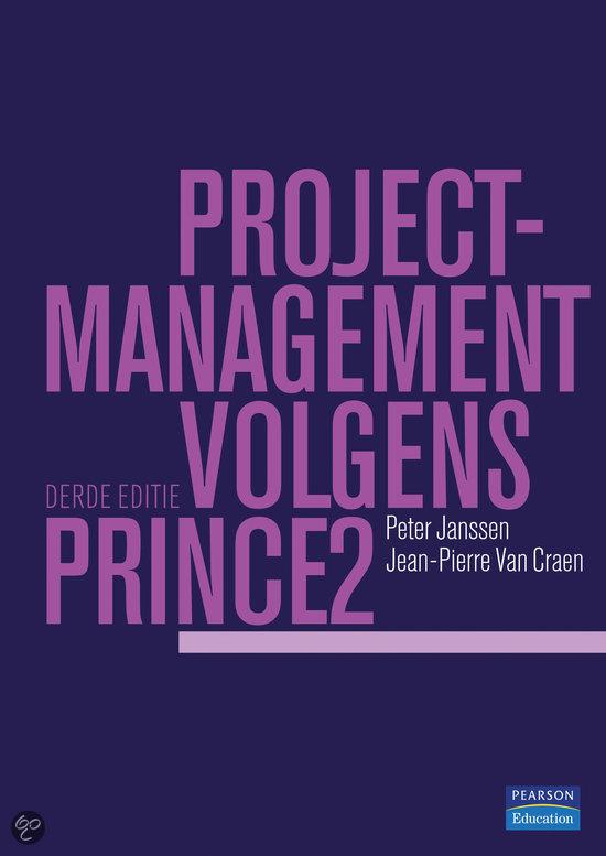 Projectmanagement volgens Prince2