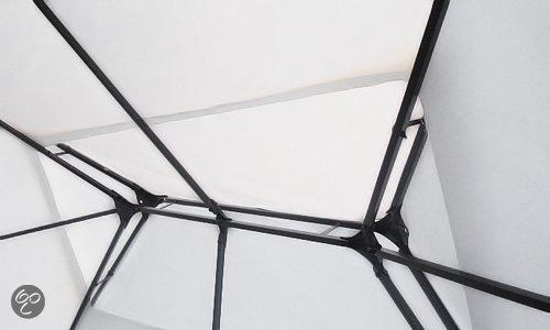 Vidaxl partytent prieel primavera 3 x 4 m 40625 tuin - Prieel frame van ...