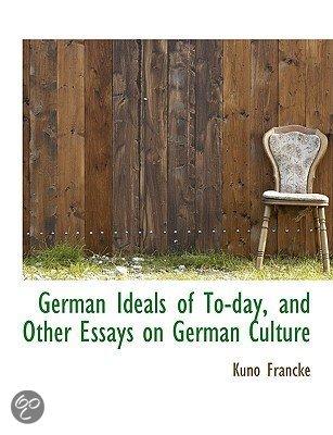 essay german culture