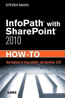 instructions for microsoft infopath 2010 share the