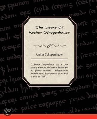 arthur schopenhauer essay