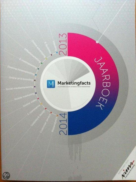 Marketingfacts Jaarboek 2013-2014