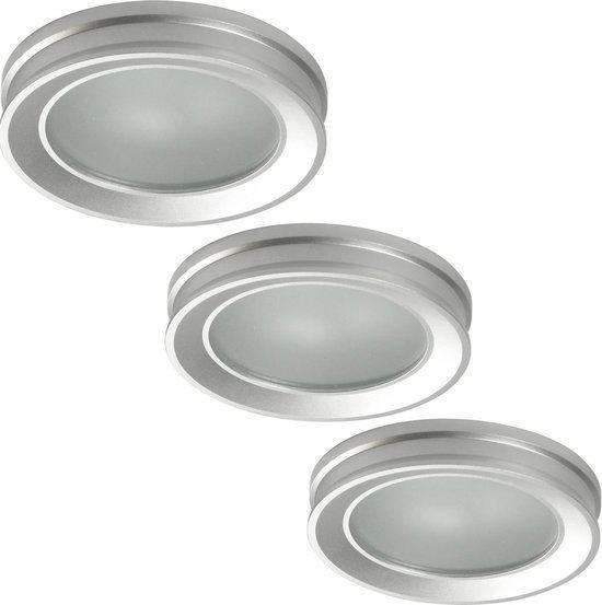 Inbouwspots Voor Keuken : bol.com XQ-Lite Paola – Inbouwspots – Set 3 spots Wonen