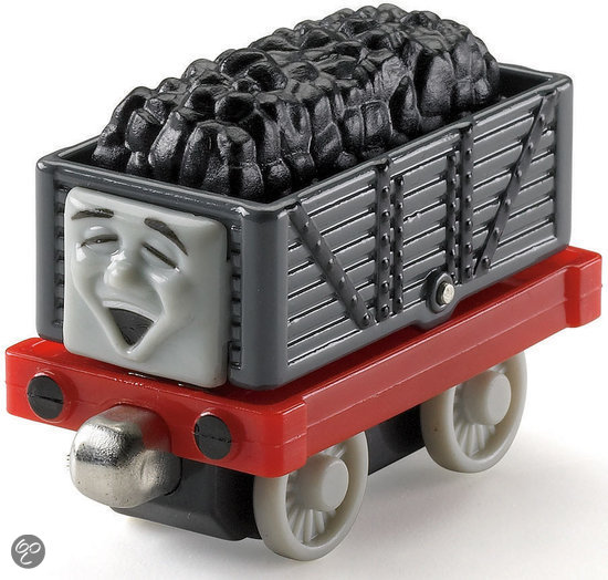 Fisher Price - Thomas de Trein Troublesome Wagon