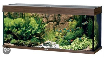 juwel rio aquarium 240 liter donkerbruin. Black Bedroom Furniture Sets. Home Design Ideas