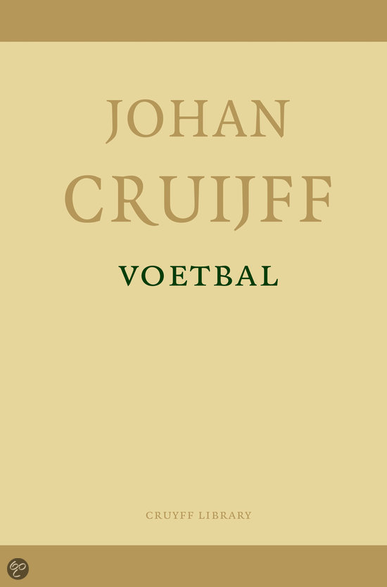 Johan Cruijff voetbal