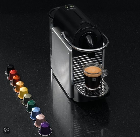 magimix nespresso apparaat la m110 pixie. Black Bedroom Furniture Sets. Home Design Ideas