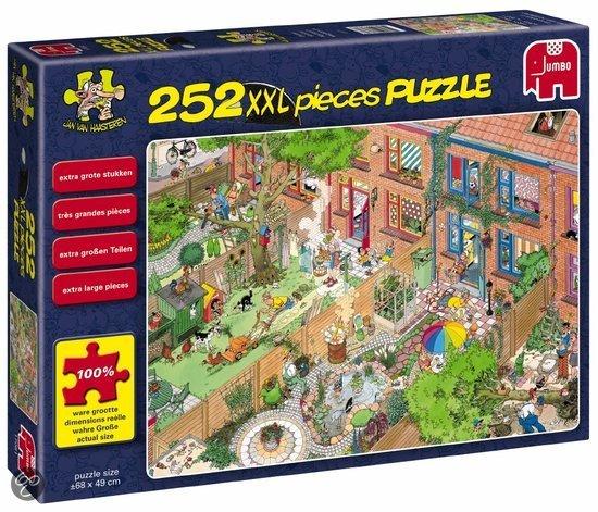 Jan Van Haasteren: XXL Puzzel (252 stukjes)