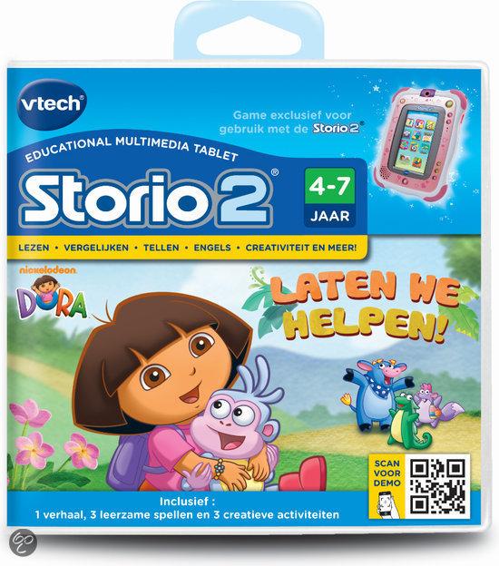VTech Storio 2 Game - Dora