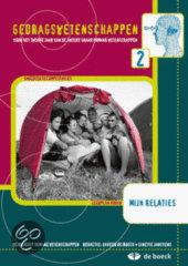 Gedragswetenschappen 2 (vo) - mijn relaties - leerwerkboek