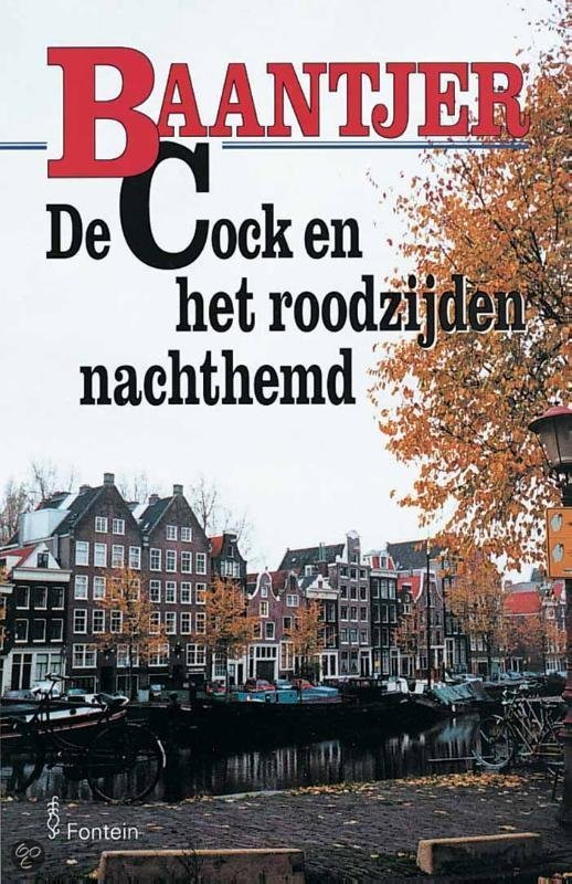 De Cock en het roodzijden nachthemd