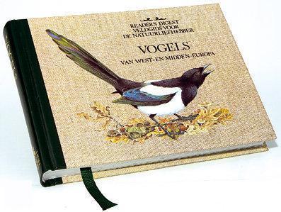 Veldgids voor de natuurliefhebber / Vogels van West- en Midden Europa