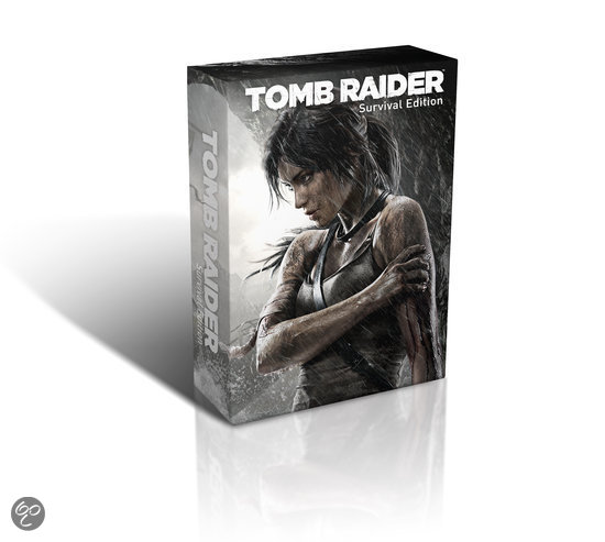 Tomb Raider (2013) - Survival Edition