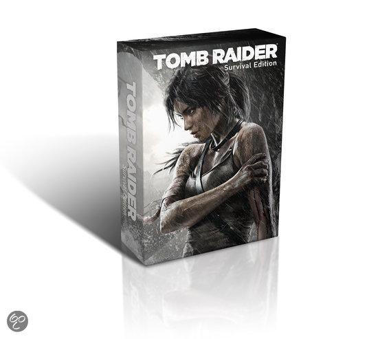 Tomb Raider (2013) - Survival Edition
