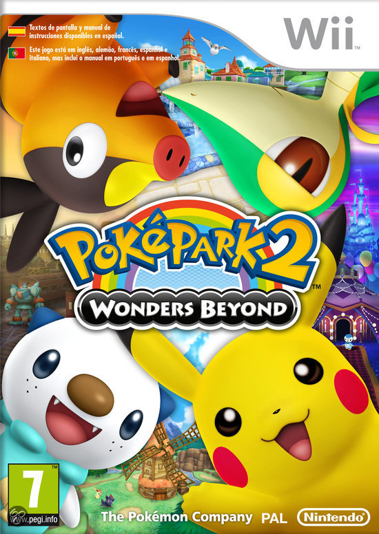 Wii Pokepark 2: Wonders Beyond