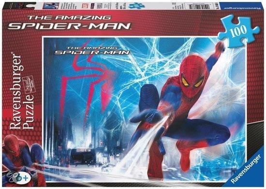 Ravensburger Puzzel Spider-Man Past Op