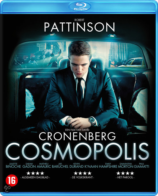 Cosmopolis (Blu-ray)