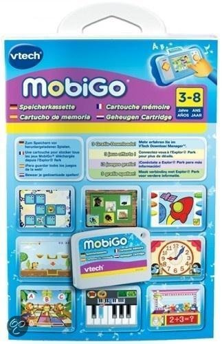 VTech Mobigo Memory Cartridge