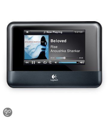 Logitech Squeezebox Touch - Multiroom - Zwart