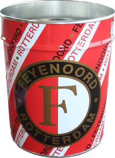 Feyenoord Kinderkamer : Bol feyenoord prullenbak groot rood speelgoed