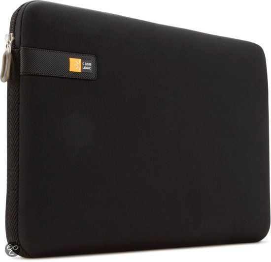 Case Logic laptopsleeve 13 inch / Zwart