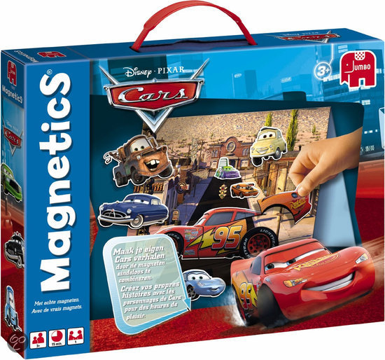 Disney Cars Magnetics