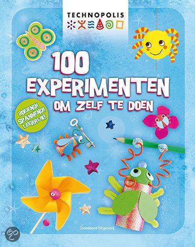 100 experimenten om zelf te doen
