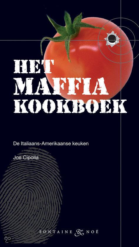Engelse Keuken Kookboek : bol.com Het Maffia Kookboek, Joe Cipolla 9789460540141 Boeken