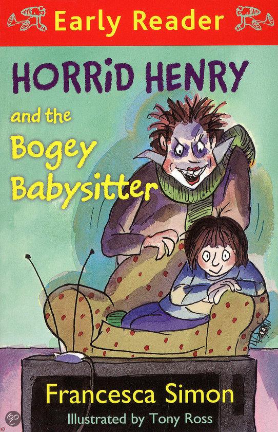 bol.com | Horrid Henry and the Bogey Babysitter, Francesca ... Stepping Stones Engels
