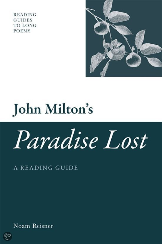 a formalistic reading of john miltons