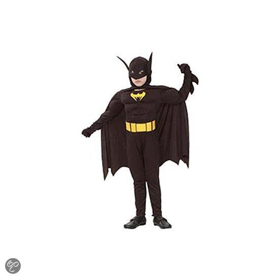 bol.com | Batman gespierd - Kostuum - Maat 110-122 | Speelgoed: www.bol.com/nl/p/batman-gespierd-kostuum-maat-110-122/9200000021771923