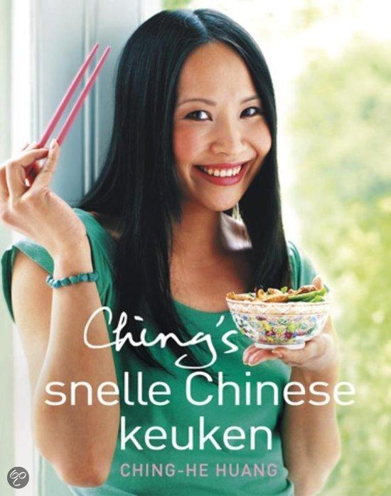 Engelse Keuken Kookboek : bol.com Ching's snelle Chinese keuken, Ching-He Huang