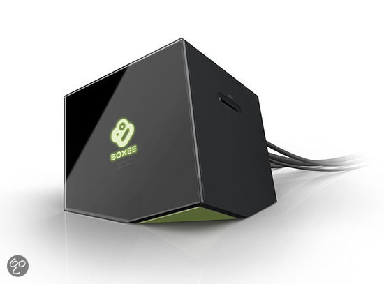 D-Link Boxee Box Wireless N Hd Media Speler - 1080p
