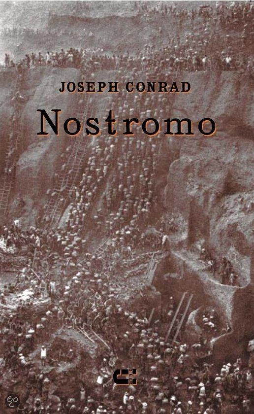 Nostromo  ISBN:  9789074328470  –  Joseph Conrad