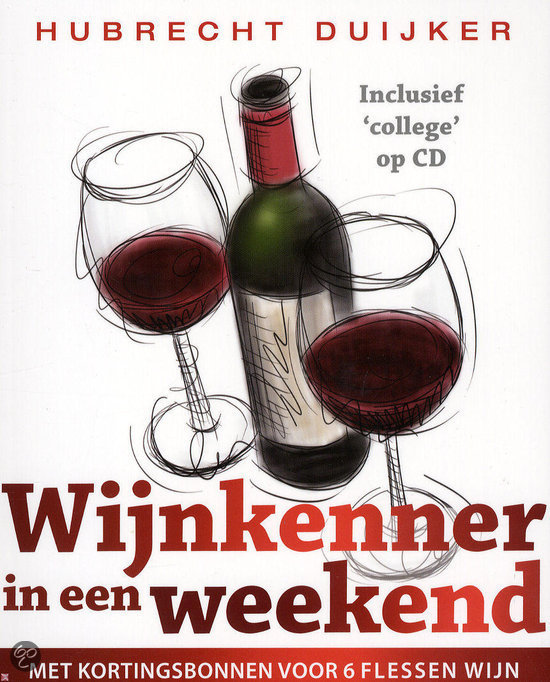 Wijnkenner in een weekend + College CD