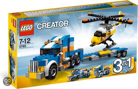 LEGO Creator Transport Vrachtwagen - 5765 in Lamswaarde