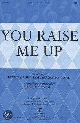 you raise me up satb pdf