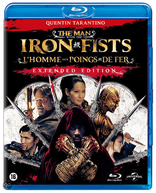 The Man With The Iron Fists Trailer: The Man With The Iron Fists, RZA, Lucy Liu